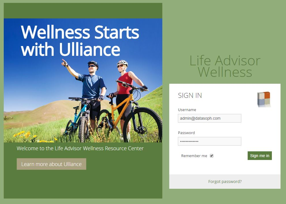 life advisor wellness